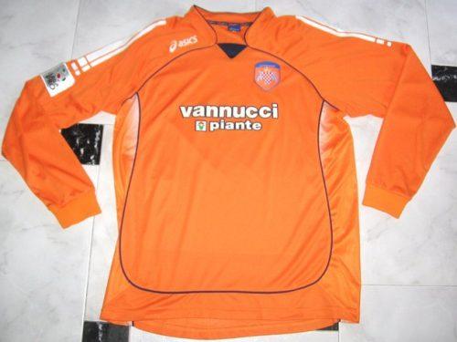 shirt PISTOIESE 2008/2009