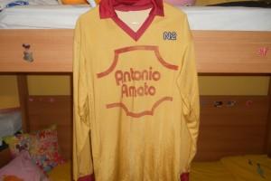 shirt  SALERNITANA 1987/1988