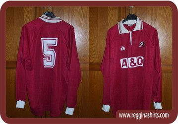 shirt REGGINA 1994/1995