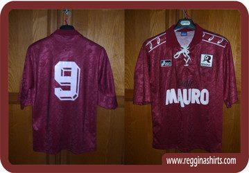 shirt REGGINA 1995-1996