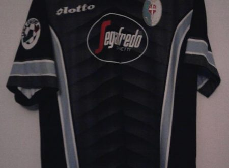 shirt match worn TREVISO 1997-1998