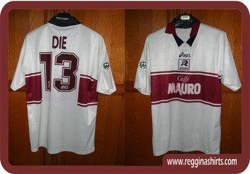 shirt REGGINA 1998/1999