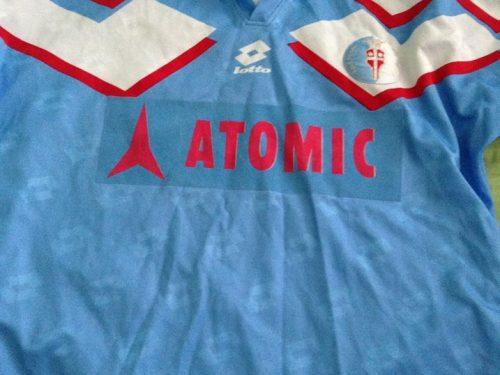 shirt match worn TREVISO 1994-1995