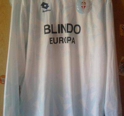 shirt match worn TREVISO 1995-1996
