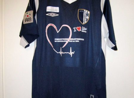 shirt match worn ATLETICO ROMA 2010-2011