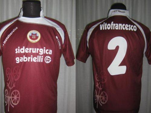 shirt match worn CITTADELLA 2011-2012