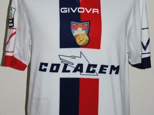 shirt match worn GUBBIO 2011-2012