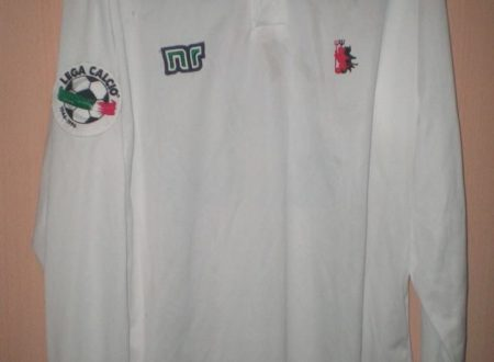 shirt  match worn FOGGIA 1996-1997