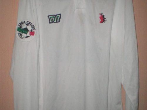 shirt  match worn FOGGIA 1996-1997