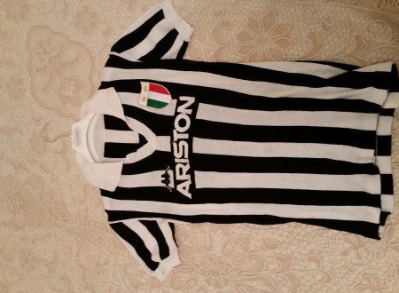 shirt  Match Worn JUVENTUS 1984/1985