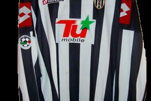 shirt match worn JUVENTUS 2001-2002