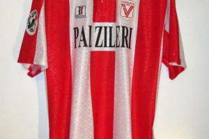 shirt match worn VICENZA 1996-1997