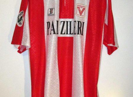 shirt match worn VICENZA 1996-1997