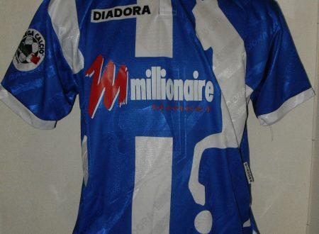 shirt  match worn PADOVA 1996-1997