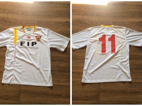 Shirt Match Worn BENEVENTO 2007-2008