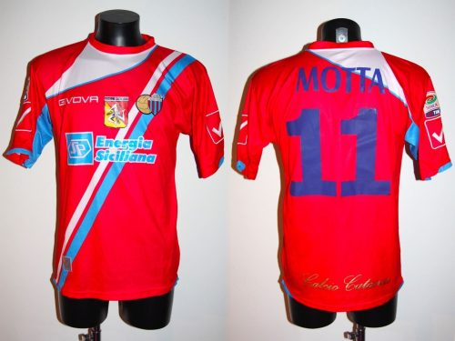 shirt match worn CATANIA 2011-2012