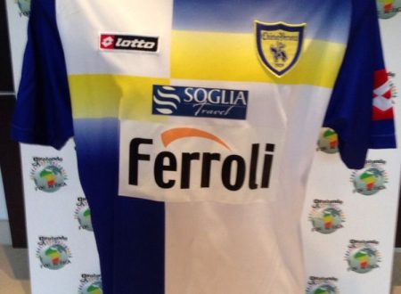 shirt CHIEVO-VERONA 2006/2007 Home