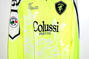 SHIRT MATCH WORN PERUGIA 1997-1998