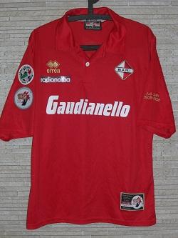Shirt Match Worn BARI 2008-2009 | IL PRIMO DATABASE DELLE ...