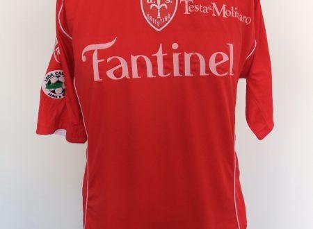 shirt  Match Worn TRIESTINA 2009/2010