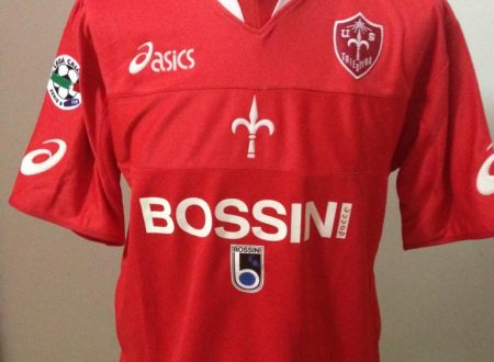 shirt match worn Triestina 2005-2006