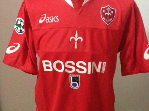 shirt match worn Triestina 2005-2006