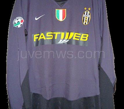 shirt match worn JUVENTUS 2003-2004