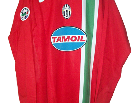 shirt match worn JUVENTUS 2006-2007