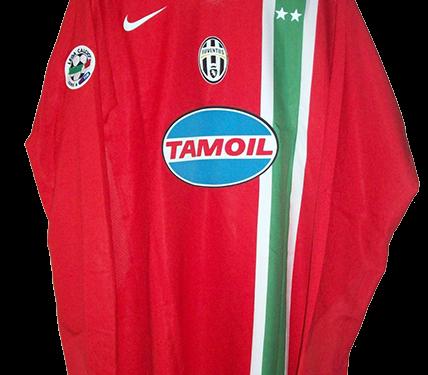 shirt match worn JUVENTUS 2006-2007