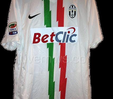 shirt JUVENTUS 2010/2011