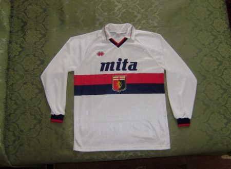 shirt GENOA 1990-1991