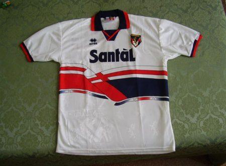 shirt match worn GENOA 1996-1997
