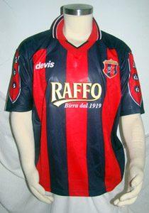 shirt TARANTO 2001/2002