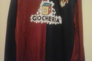 shirt match worn GENOA 1995-1996