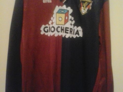 shirt match worn GENOA 1995-1996
