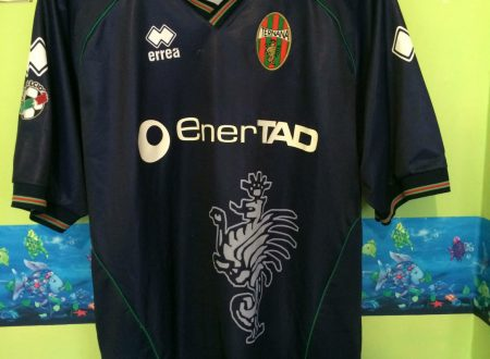 SHIRT MATCH WORN TERNANA 2003-2004