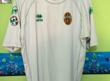 shirt match worn TERNANA 2004-2005