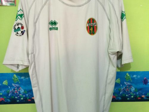 shirt match worn TERNANA 2004-2005