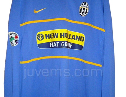 shirt match worn JUVENTUS 2007-2008