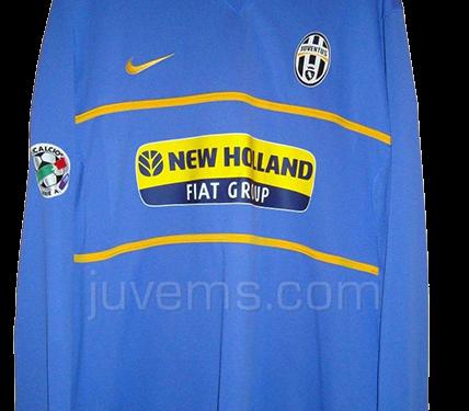 shirt match worn JUVENTUS 2007-2008
