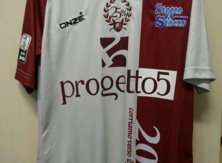 shirt match worn REGGINA 2011-2012