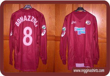 shirt REGGINA 2003-2004
