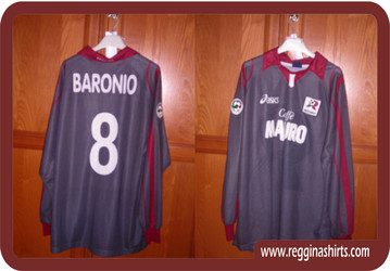 shirt REGGINA 1999-2000
