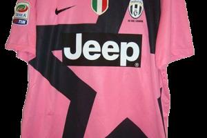 shirt match worn JUVENTUS 2012-2013
