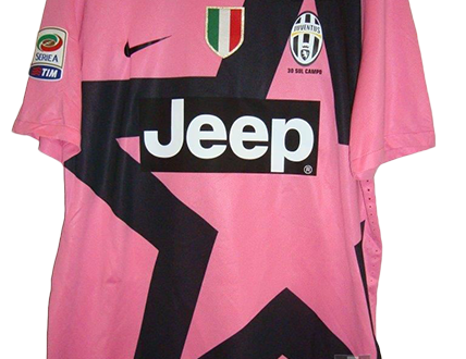 shirt match worn JUVENTUS 2012-2013