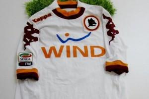 shirt match worn ROMA 2012-2013