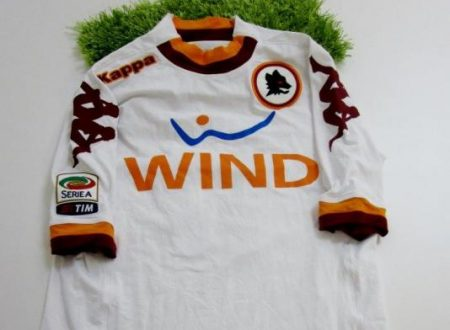 shirt match worn ROMA 2012-2013