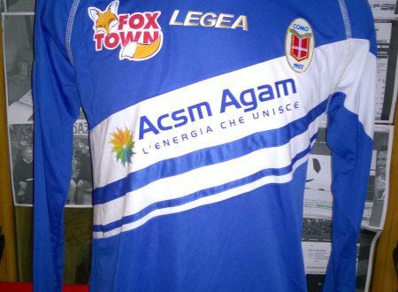shirt match worn COMO 2012-2013