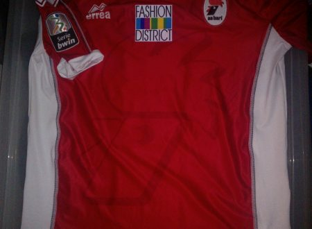 shirt match worn BARI 2012-2013