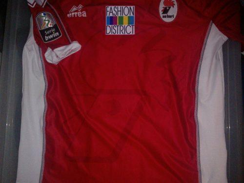 shirt match worn BARI 2012-2013